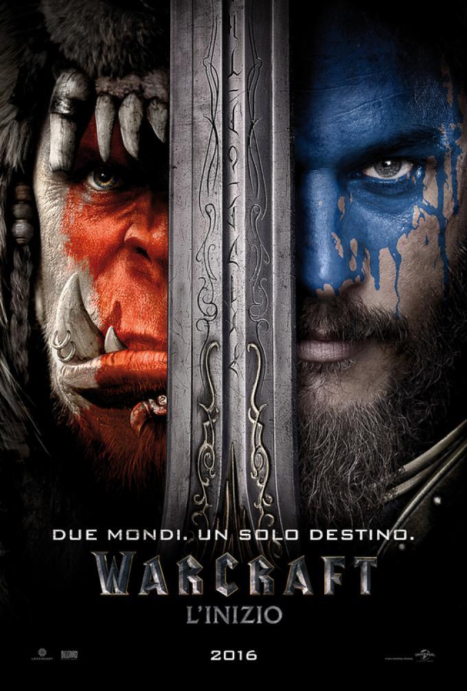 Warcraft - L'inizio. Lothar e Durotan