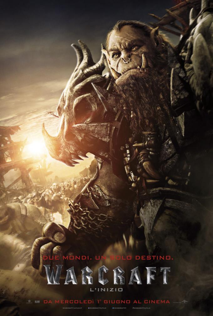 Warcraft - L'inizio. Manonera