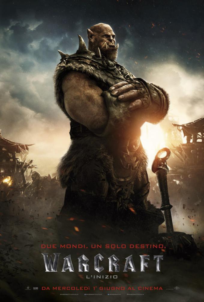 Warcraft - L'inizio. Orgrim Martelfato
