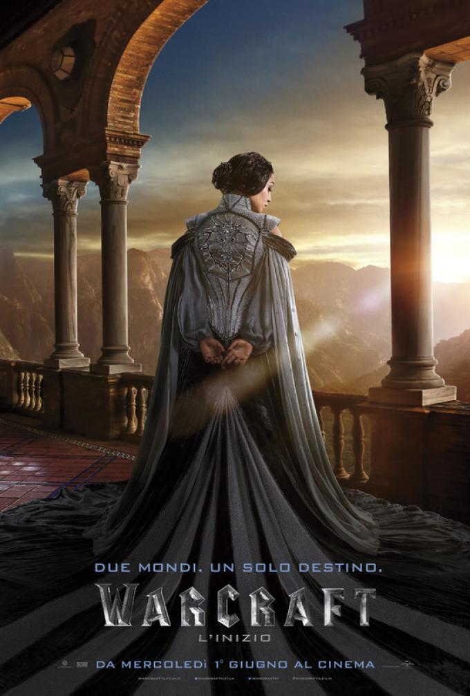 Warcraft - L'inizio. Lady Taria