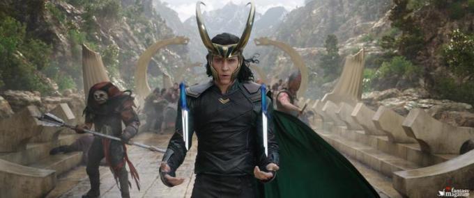 Thor: Ragnarok - Tom Hiddleston