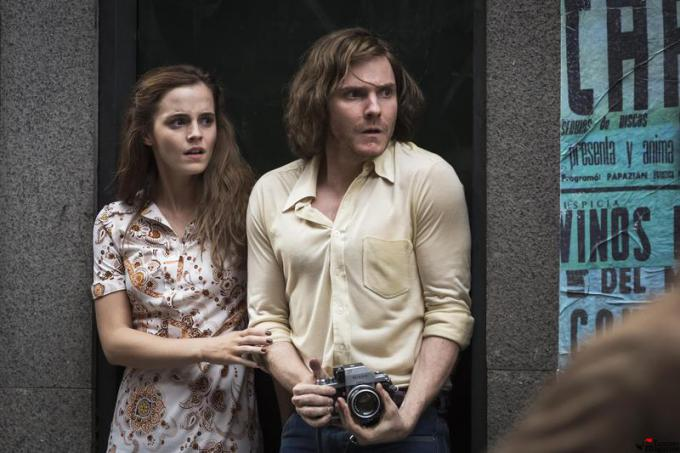 Colonia - Emma Watson e Daniel Brühl