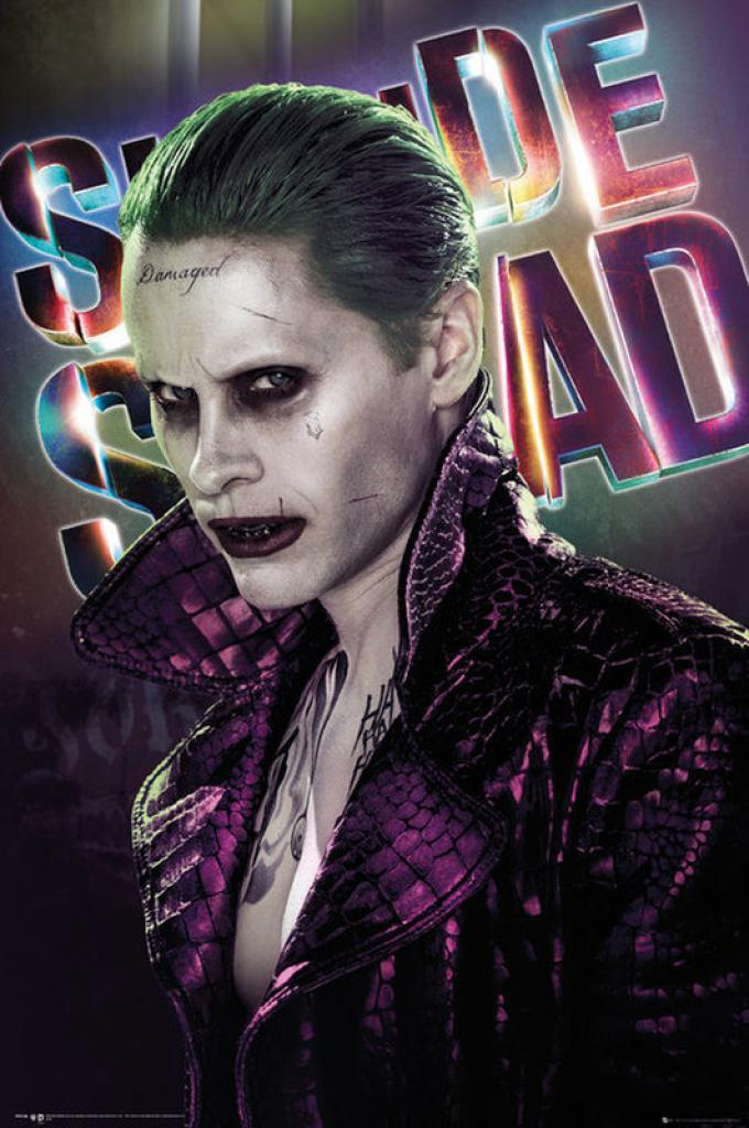 Il Joker (Jared Leto)