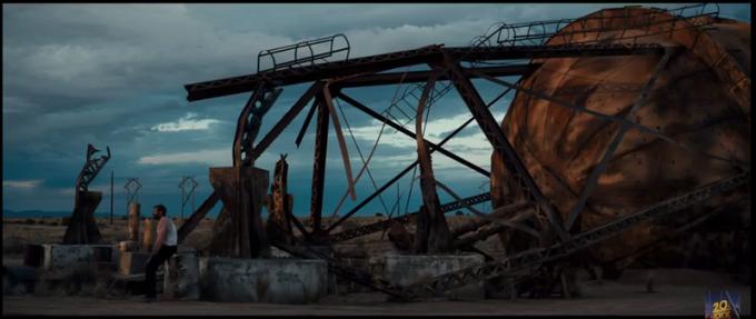Dal trailer di Logan