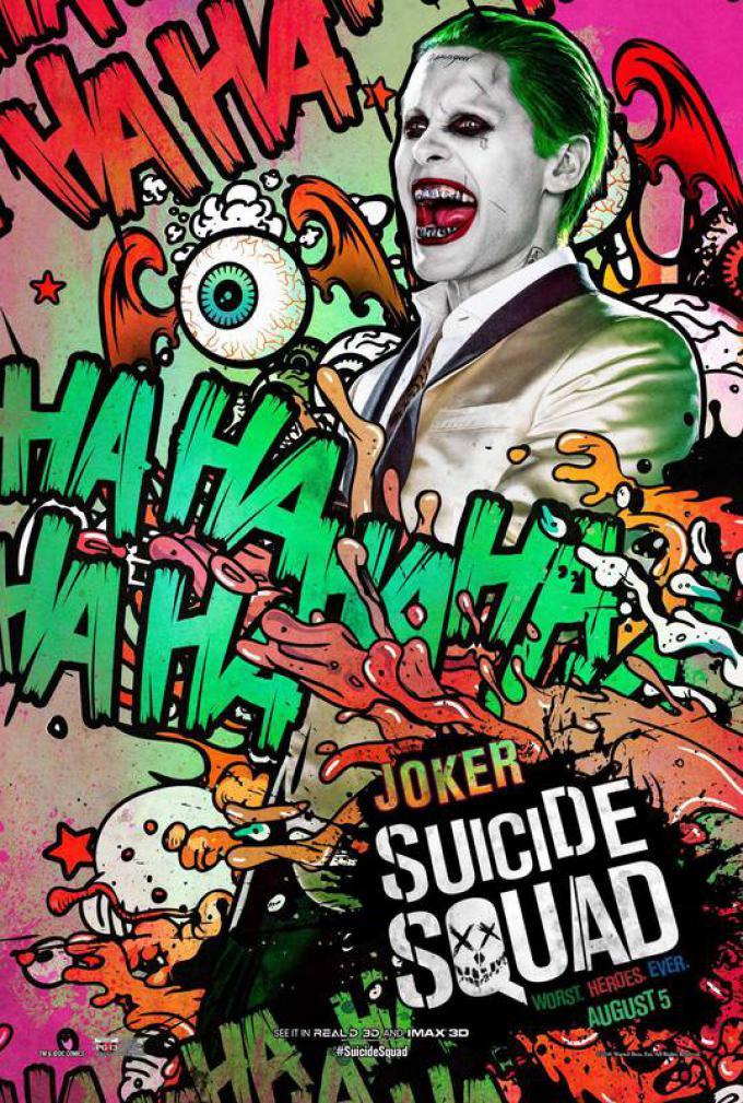 Joker (Jared Leto)