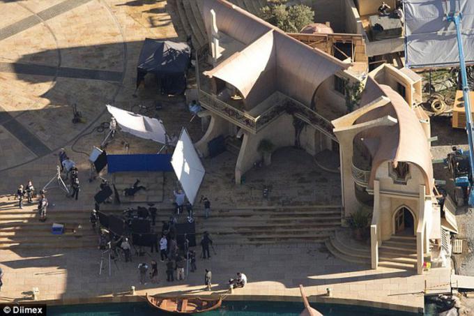 Il set di Thor: Ragnarok