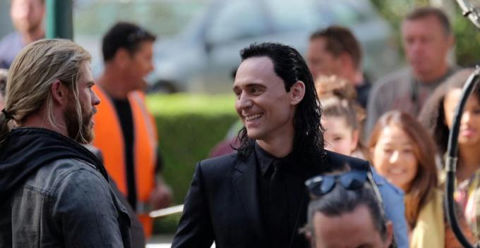 Tom Loki Hiddleston