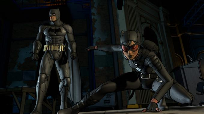 Batman – The Telltale Series: Children of Arkham