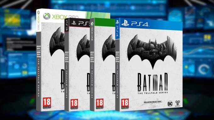 Batman – The Telltale Series: Children of Arkham