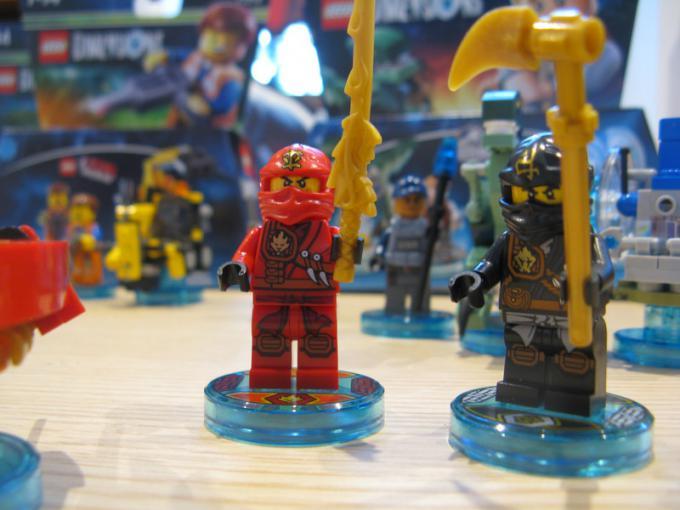 LEGO Dimensions - Ninja Go