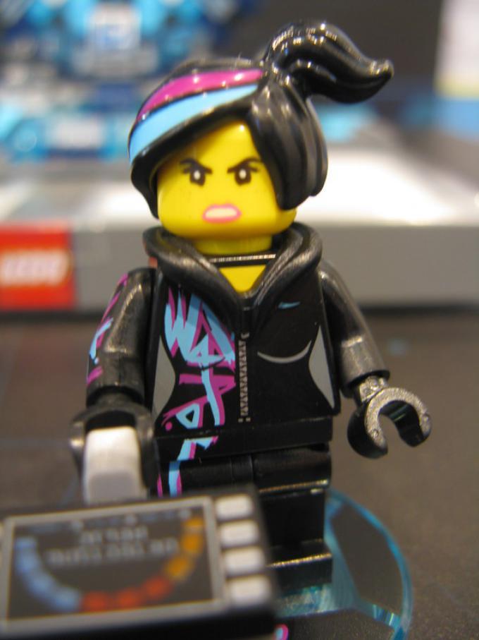 LEGO Dimensions - Wyldstyle