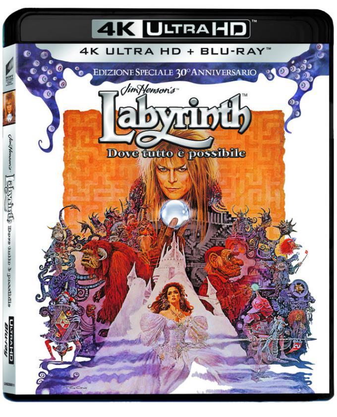 Labyrinth 30° anniversario - 4K