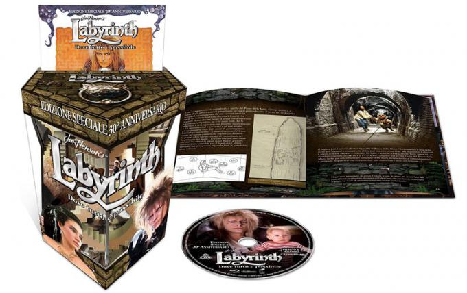 Labyrinth 30° anniversario - Maze Edition