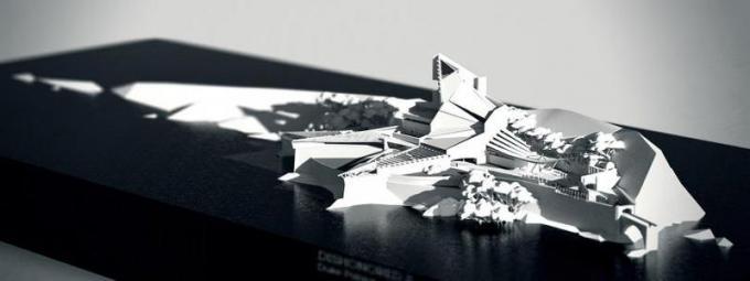 Modello in digitale