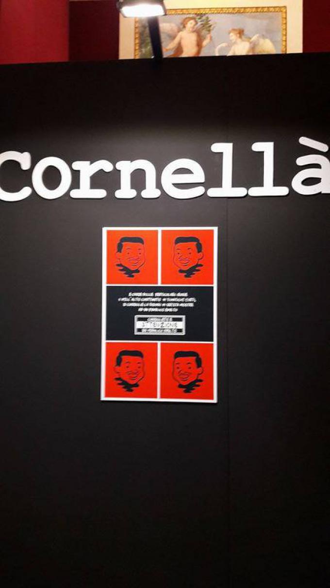 Dalla mostra su Cornellà