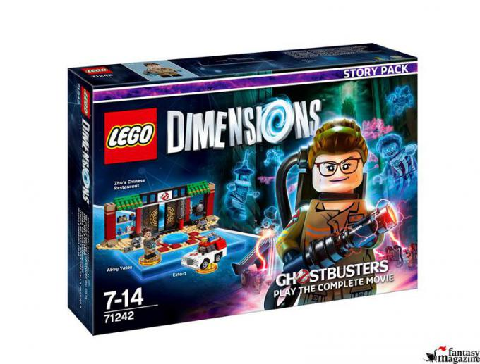 71242 Story Pack GhostBuster