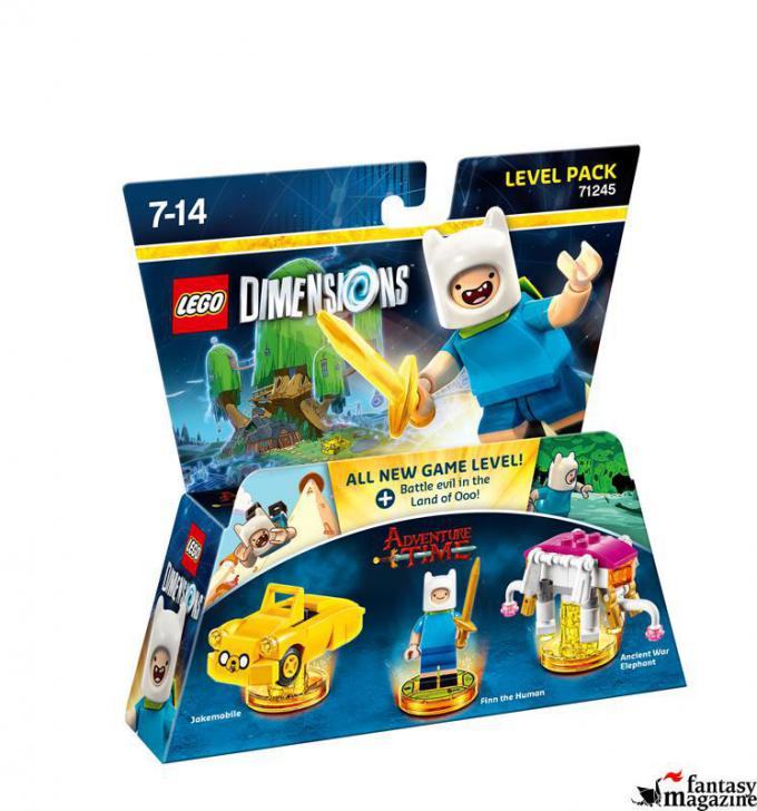71245 Level Pack Finn