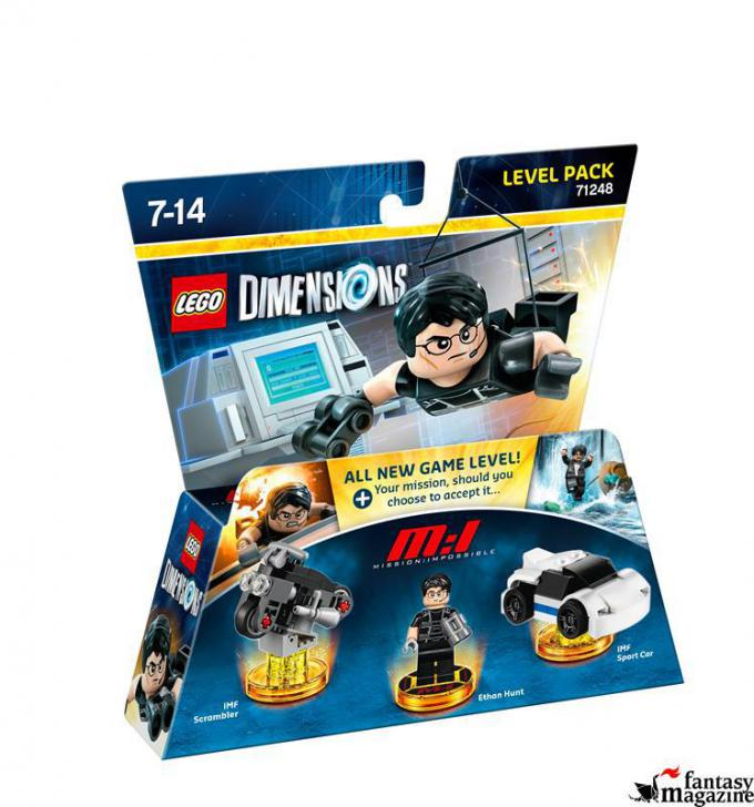 71248 Level Pack Mission: Impossible