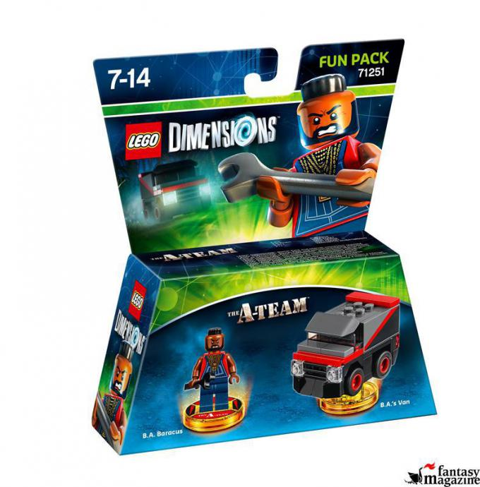 71251 FunPack Mr. T
