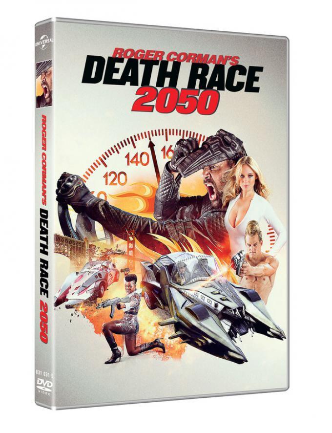 Death Race 2050 DVD