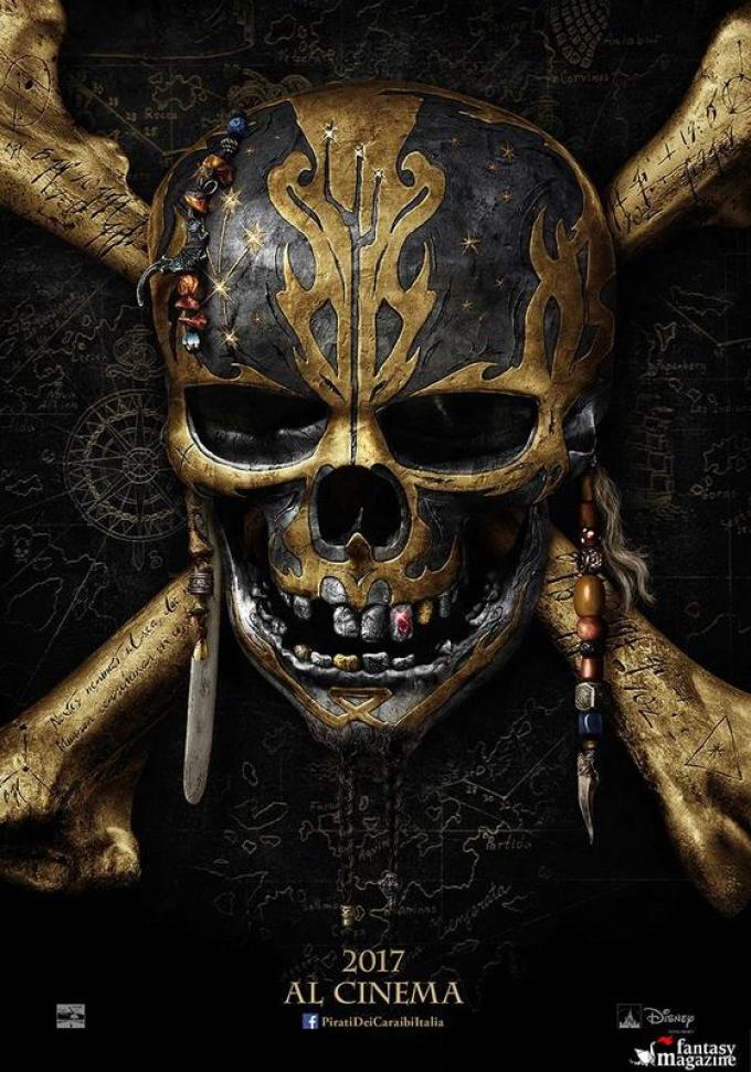 Pirati dei Caraibi La vendetta di Salazar