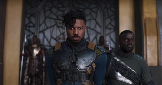 Black Panther: Michael B. Jordan
