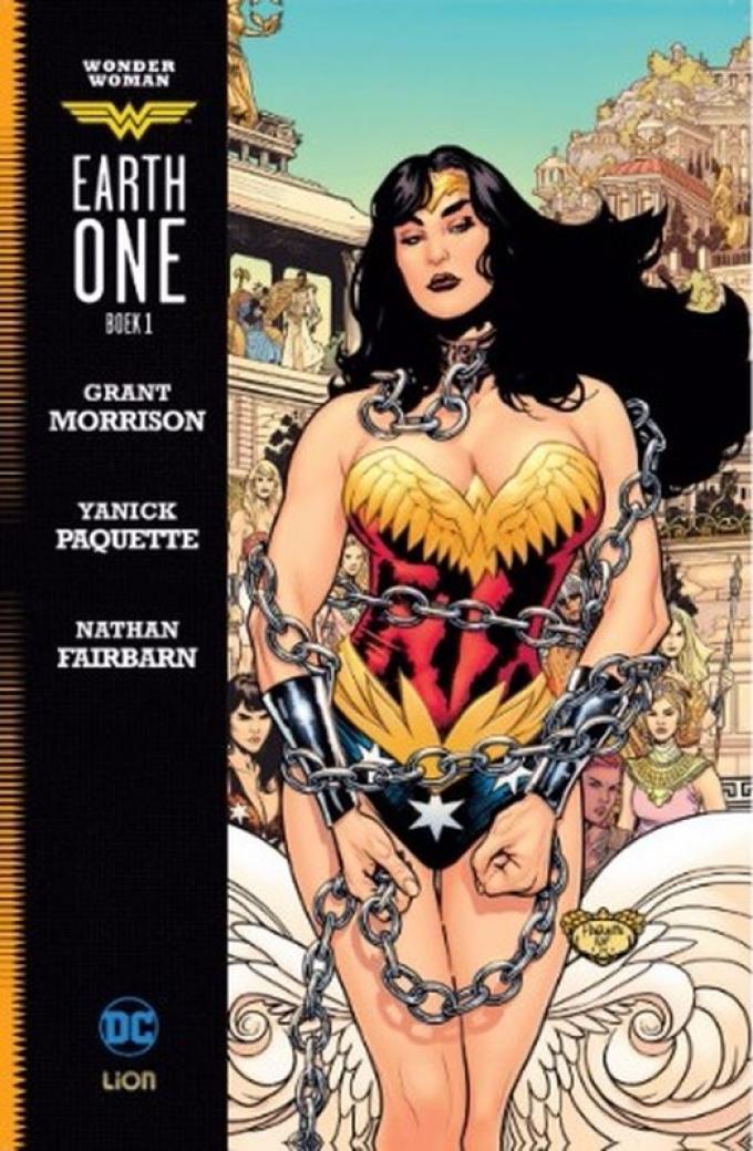 Wonder Woman: Terra Uno