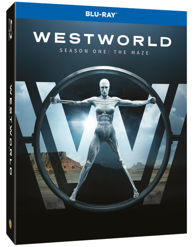 Westworld in Blu-ray