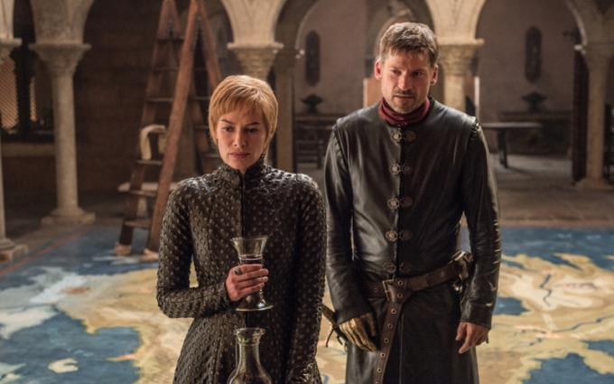 Cersei e Jaime Lannister