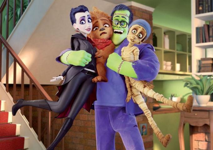 Family Monster