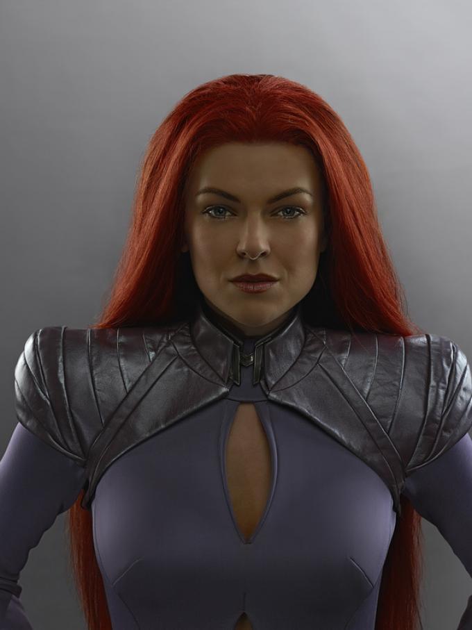 Serinda Swan è Medusa in Marvel's Inhumans