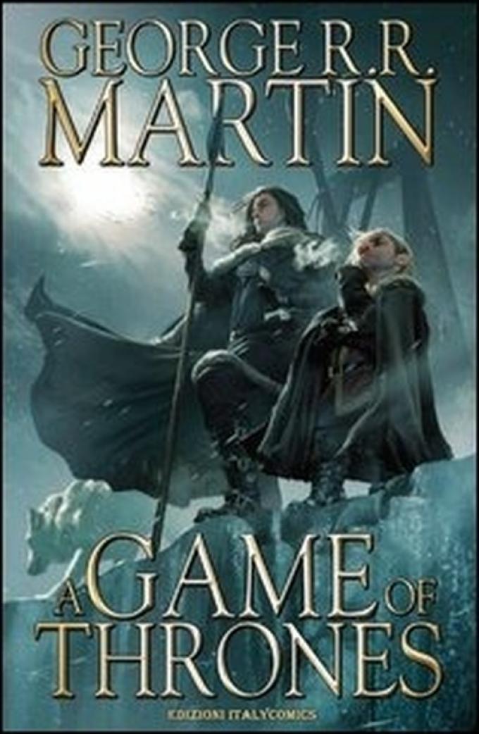 Il secondo volume del graphic novel A Game of Thrones.