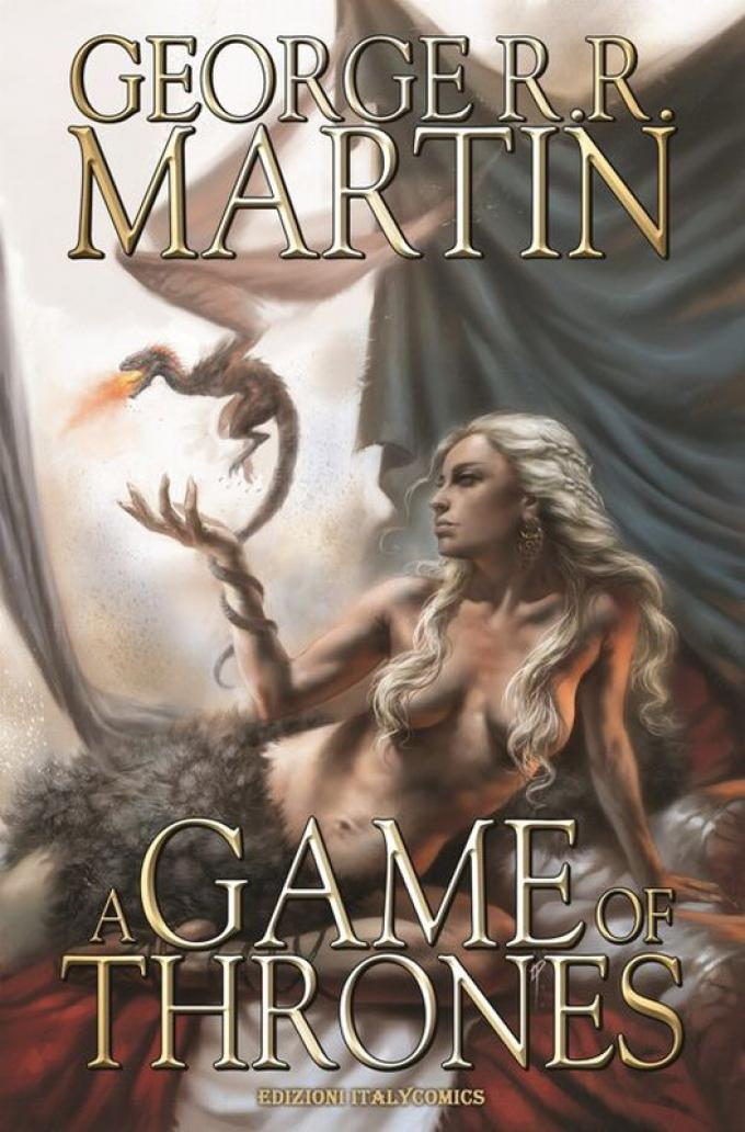 Il quarto volume del graphic novel A Game of Thrones.