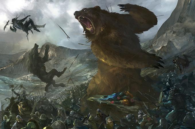 La battaglia delle Cinque Armate