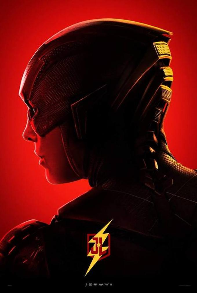 Flash poster Justice League