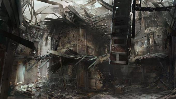 Attraverso la mappa di Manhattan il giocatore potrà imbattersi in diversi luoghi e comprendere l'orrore che ha vissuto la città.