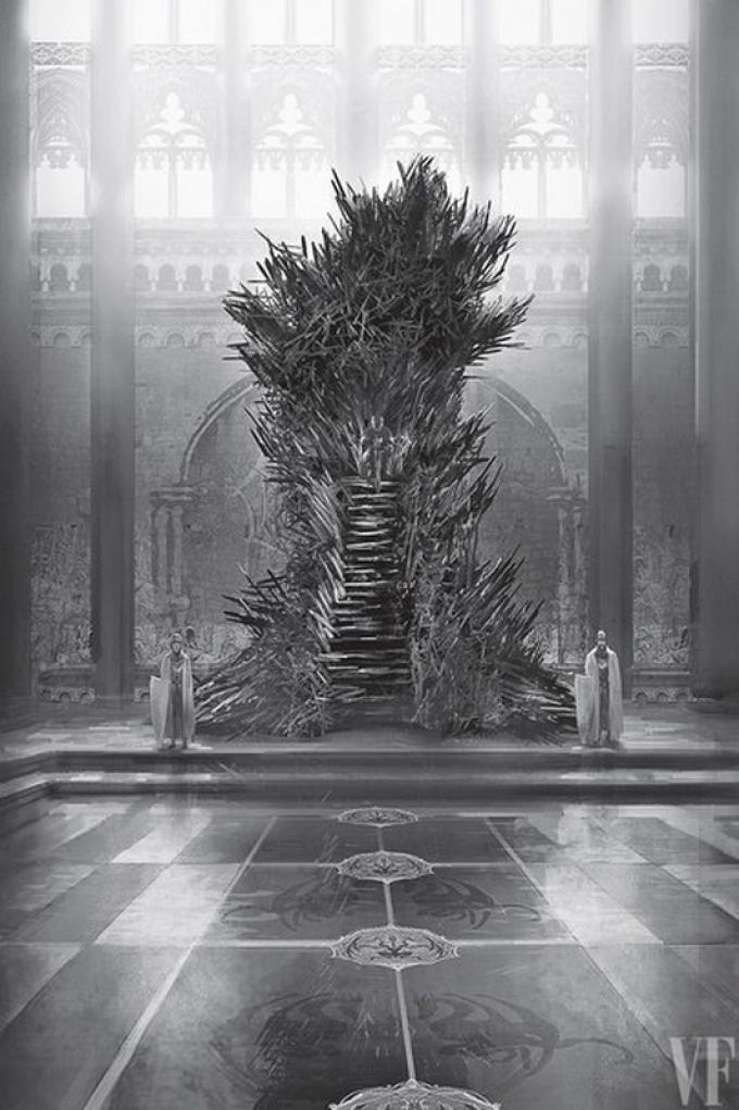 Marc Simonetti, Il trono di spade