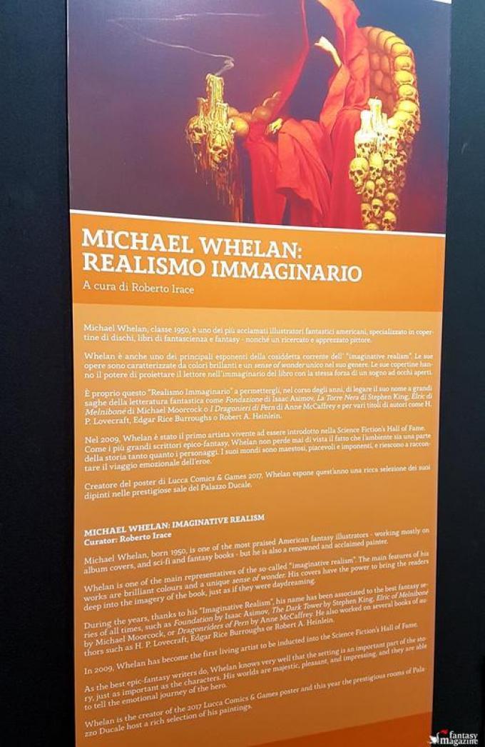 Il realismo immaginario di Michael Whelan