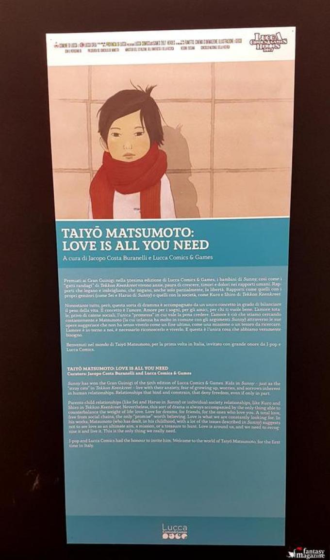 La biografia di Taiyō Matsumoto