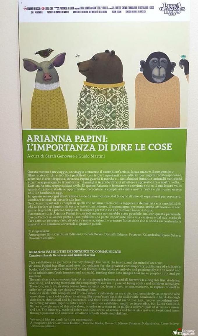 La biografia di Arianna Papin