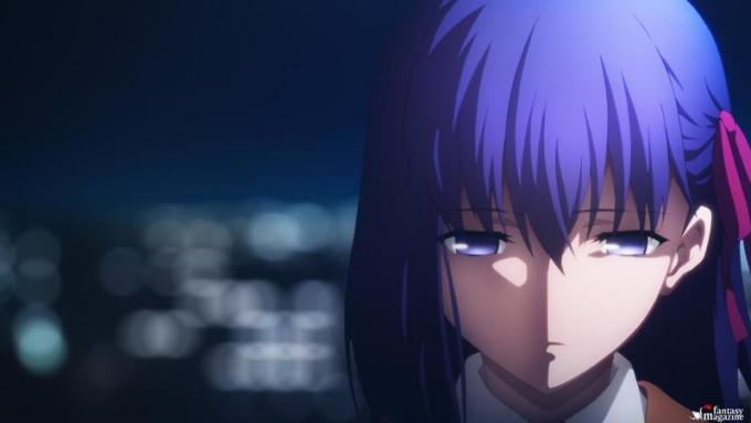 Fate/Stay Night: Heaven's Feel 1. Presage Flower