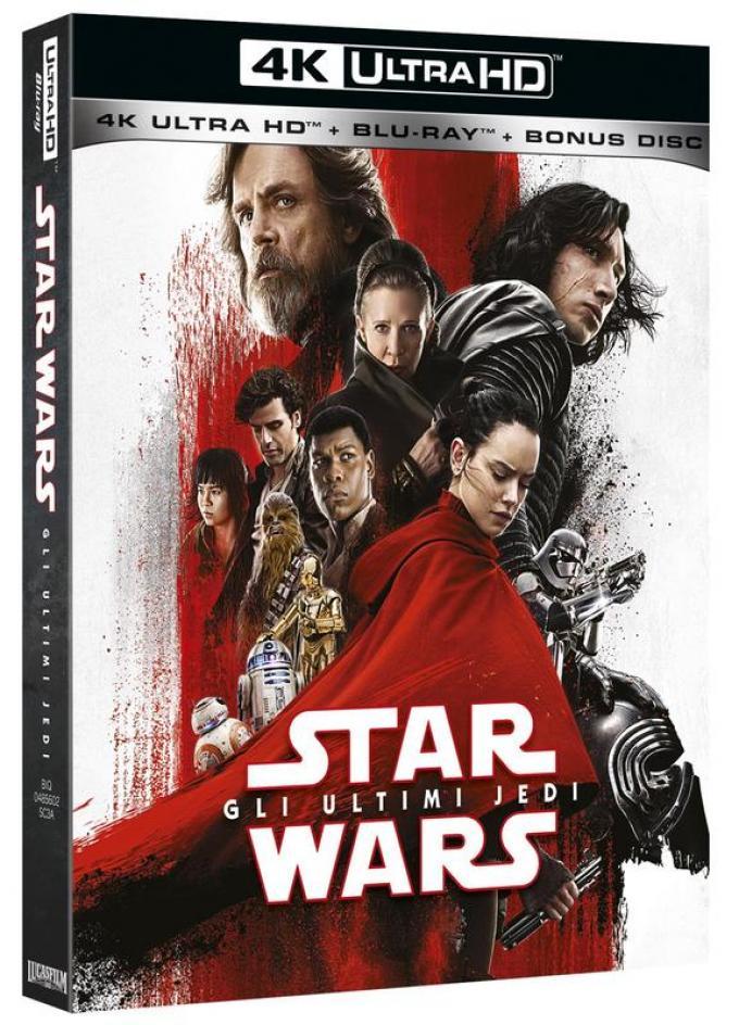 Star Wars: Gli Ultimi Jedi - 4K Ultra HD