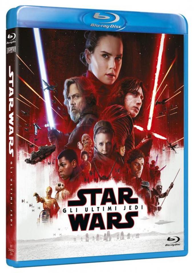 Star Wars: Gli Ultimi Jedi - Blu-ray