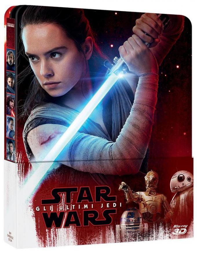 Star Wars: Gli Ultimi Jedi - Steelbook