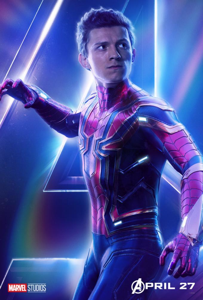 Spider-Man (Tom Holland) morde il freno per essere determinante nella battaglia cosmica che attende gli Avengers.
