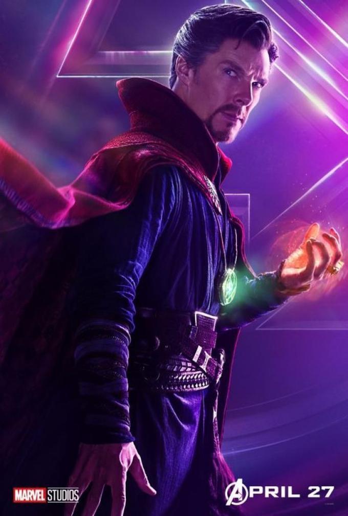 Doctor Strange, interpretato da Benedict Cumberbatch, al suo secondo film, ha ancora molto da dire.
