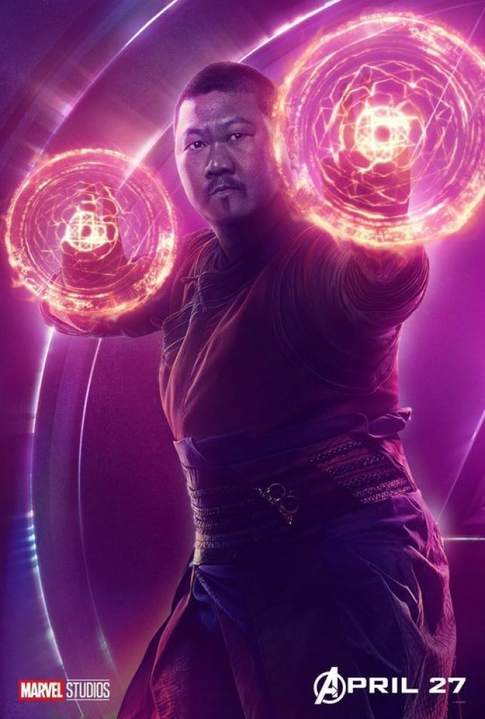 Wong (Benedict Wong) dimostrerà di essere di più di una spalla per Doctor Strange?