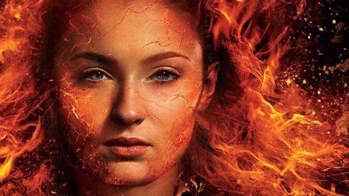 Sophie Turner (Jean Grey) in X-Men: Dark Phoenix
