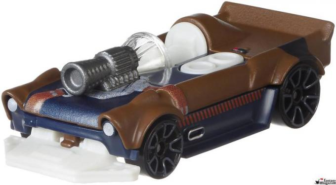Hot Weels auto di Han Solo