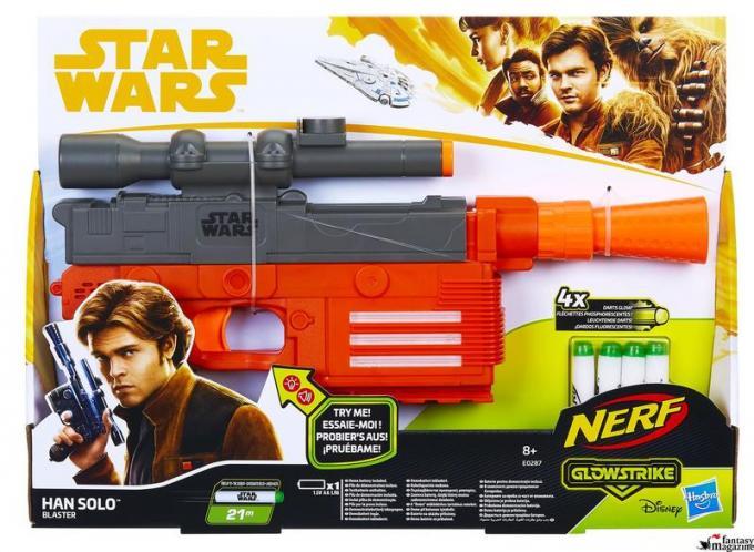 Han Solo Nerf